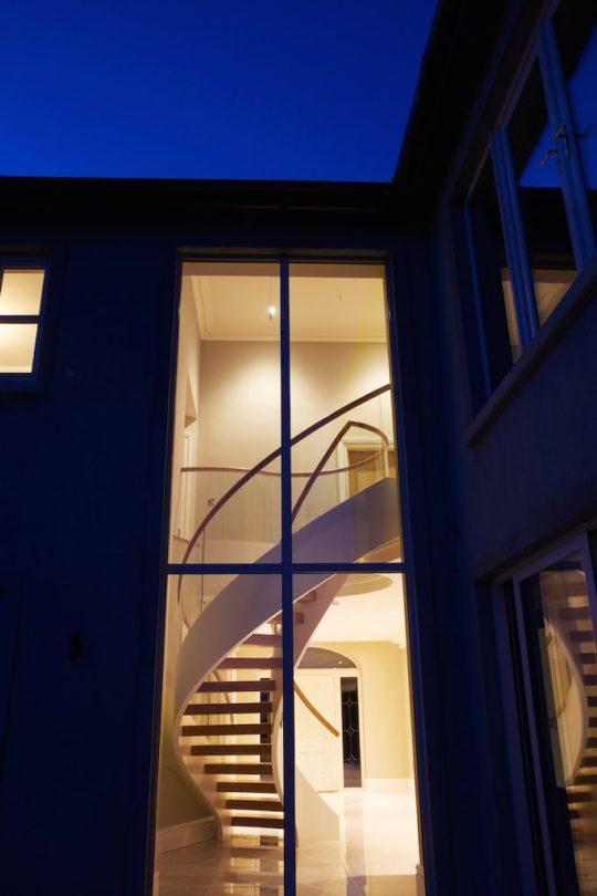 curved staircase- www.Bavari.ie