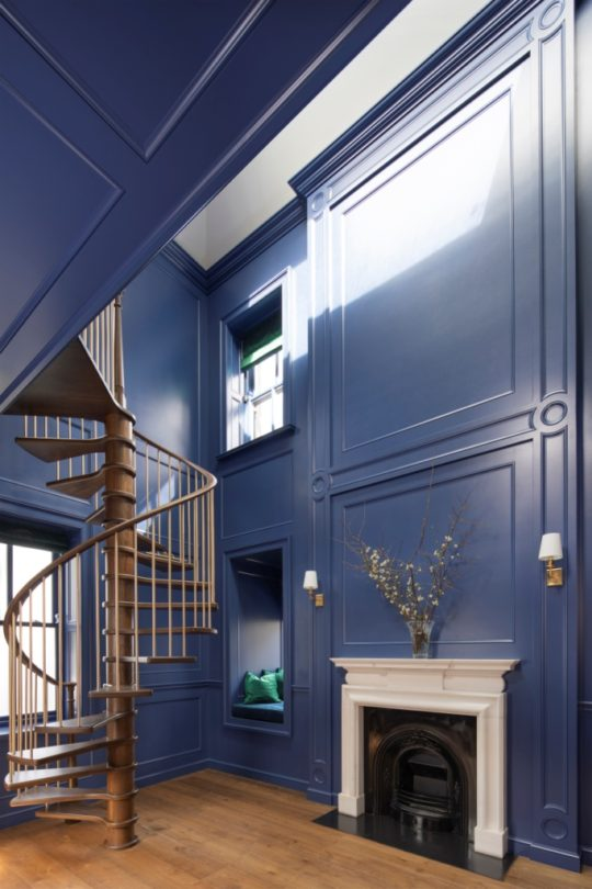 Wall paneling, wall panelling, fireplace surround,Library panelling